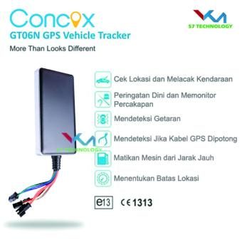 Harga Concox GPS Vehicle Tracker GT06N