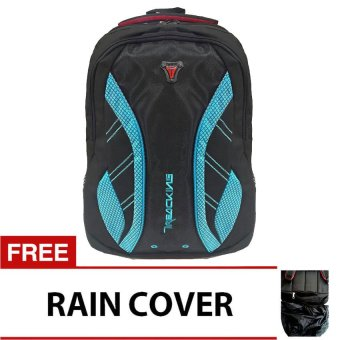 Harga Bag & Stuff Daytona Treaking Laptop Backpack dan Raincover - Biru