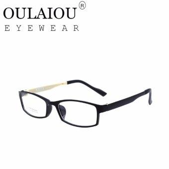 Oulaiou Fashion Accessories Anti-fatigue Trendy Eyewear Reading Glasses OJ1309 - intl