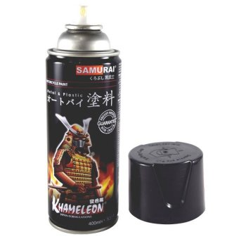 Harga Whiz Samurai Automotive Motorcycle Car Paint - Cat Semprot Motor Mobil Spray Aerosol Paint - Crystal Silver Y155* - Yamaha Colour