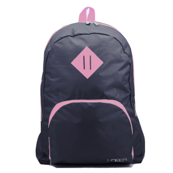 Harga UNEED Balloon Backpack Waterproof UB101 - Navy/Pink