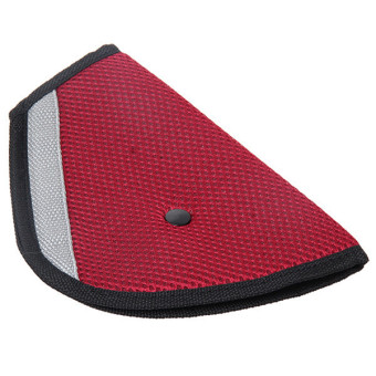 Harga Hang-Qiao Safety Seat Belt Holder (Red)