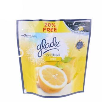 Glade pengharum mobil aroma lemon
