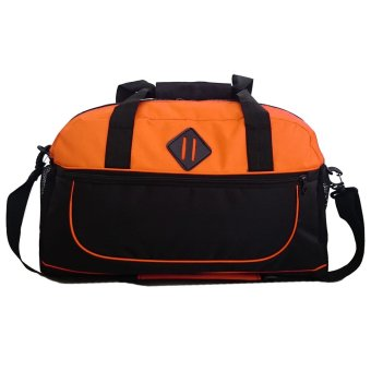 Harga Bag & Stuff Marcopolo Sport Travel Bag - Orange