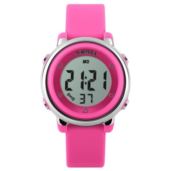 Jam Tangan Anakbarbie Karakter3d Led Proyektorredraisya 011 Daftar Source · SKMEI Brand Watch 1100 Children watch