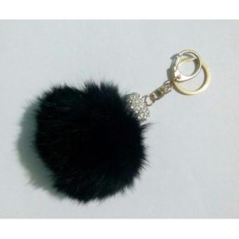 Harga Jims Honey Pom Pom Black