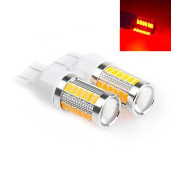 1 X Putih Terang T20 7443 15 Smd Led Sein Bohlam Lampu Belakang Source · Harga