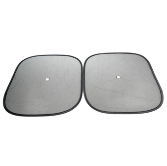 Harga Amango Car Side Rear Window Sunshade 2pcs
