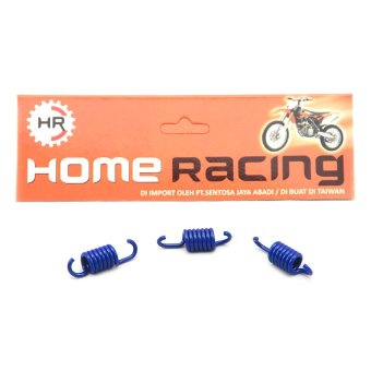 Harga Home Racing Per Kopling Mio 3piece 1500 Rpm -Biru