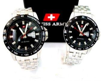... Swiss Army Sa0116l Jam Tangan Wanita Stainless Steel Silver Daftar Source Swiss Army Jam Tangan