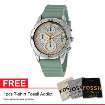 Harga Fossil ES4023 Free Fossil Addict T shirt