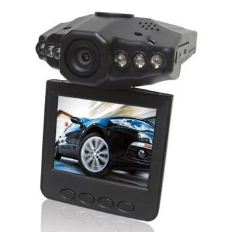 Harga Tech Care Car DVR Dashboard Camera Blackbox HD 207