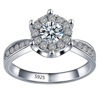 simulasi cincin cincin berlian. Source · Wanita Fancyqube Cinta Lvkong S925 Ceng .