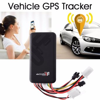 Harga XCSOURCE Vehicle Truck Car GSM GPRS GPS Tracker Realtime Tracking Locator Antitheft