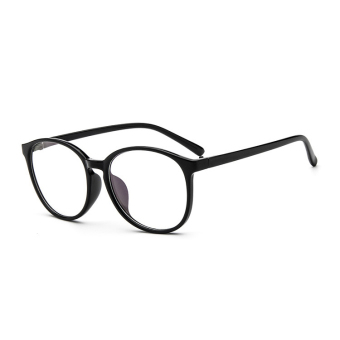 Harga High Quality Charming Womens Round Clear Lens Glasses Metal Source Vintage Women .