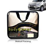 Gambar Produk Rinci Premium Body Cover / Sarung Pelindung Penutup / Selimut Mobil Aksesoris Impreza Suzuki Ertiga - Gray Terkini
