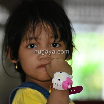 Mukena anak hello kitty size s. Source · Mukena Anak Sanaya Kids Jamur Fit M. Source · Jam Tangan Anak .