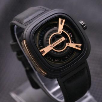 Jam tangan Pria - Model Casual Trendy - Leather strap - Edition Limited eae1ed9e84