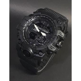 Jam Tangan Pria Murah Casio G Shock Gg1000 1A Fullblack - 8M6nko