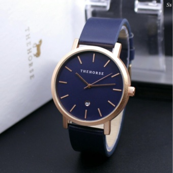 JAM TANGAN THE HORSE-LEATHER STRAP