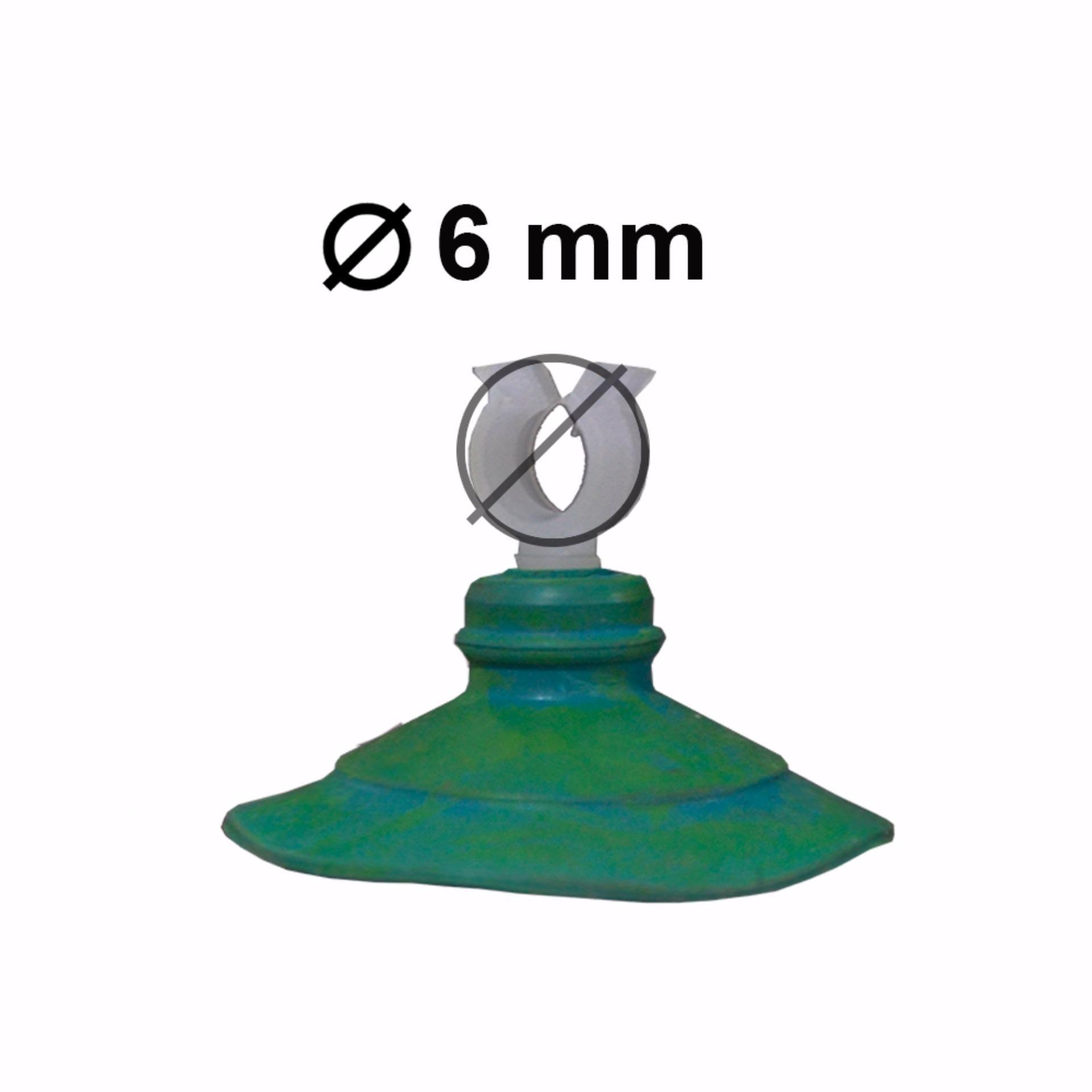 Bandingkan Toko Jirifarm [10pcs] Dop Tempel Kaca Selang Udara (SC-01)