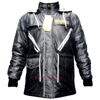JM Rhothio Jacket - Hitam