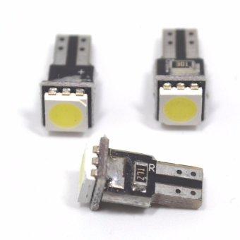 JMS - 1 Pair / (2 Pcs) Lampu LED Mobil / Motor / Speedometer