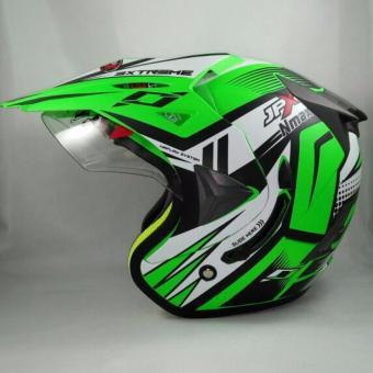 JPX Supermoto Nmax Fluorescent Green Doff