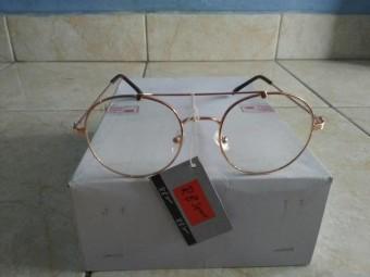 Promo Kacamata Fashion Bulat Oval Pink Gaya Trendy By305 - Daftar ... c75548f42f