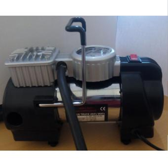 Kenmaster Mini Air Compressor PISTON KM 001 B + Lampu- Kompressor mini