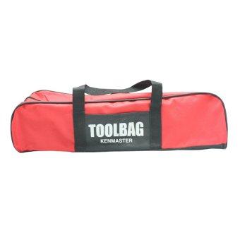 Kenmaster Tool Bag Jumbo - Merah-Hitam