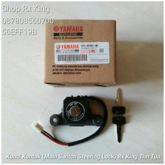 Kunci Kontak (Main Switch Steering Lock) Rx King Thn Tua / RX-K