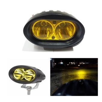 Lampu LED Cree Sorot 20 W OWL Motor Mobil - Kuning