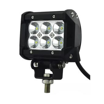 LED Spot Work Light Lampu Tembak Sorot LED Cree 6 Mata