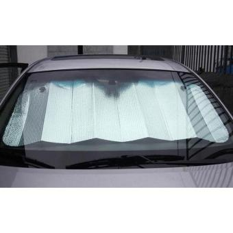 Lilpanda Sun Shield / Pelindung panas dashboard kaca mobil - size140CMX70CM