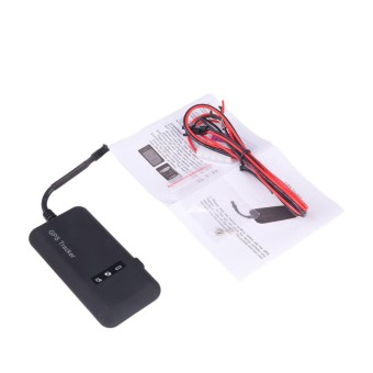 maiyuesi Realtime GSM/GPRS/GPS Tracker Car Vehicle Bike Personal Locator Tracking TK110 - intl