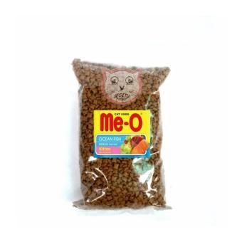 Me-O Kitten Cat Food Makanan Anak Kucing Kecil Repack 500 Gram