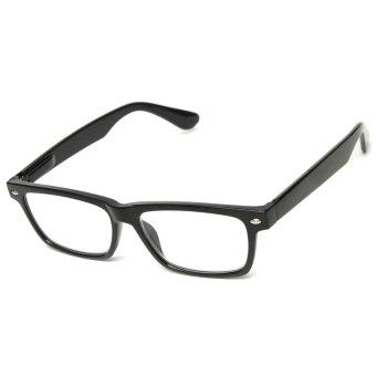 Kacamata Baca Pria Wanita Cahaya Presbyopic Klasik Hitam Perbatasan Pembaca Kacamata + 1.5