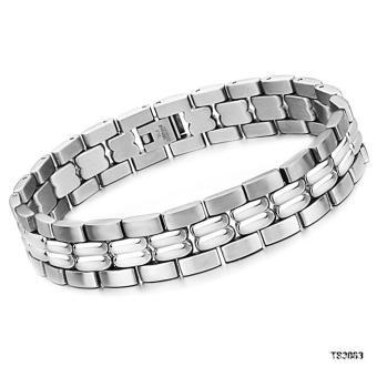 Scorpion Bracelet Fashion Mens Titanium Steel Chain Bracelet Source · Men s Titanium Steel Chain Bracelet