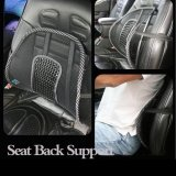 Mesh Lumbar Seat Back Support - Senderan Kursi Jok Mobil Kesehatan - 3