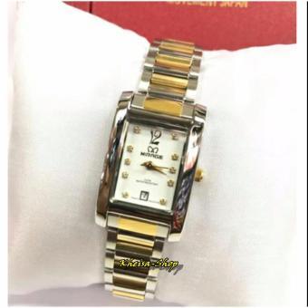 ... Mirage MR1017 Jam Tangan Wanita Stainless Strap Original