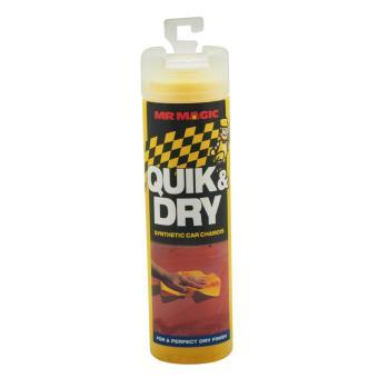 Mr Magic Lap Mobil Chamois - Quick&Dry