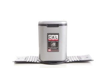 Tempat Sampah Mobil Kotak / Trash Box Mini Dustbin