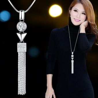 Harga Nagada Kalung Fashion Korea Asesoris Wanita AJ9. Source · Harga Musim Gugur Dan Musim