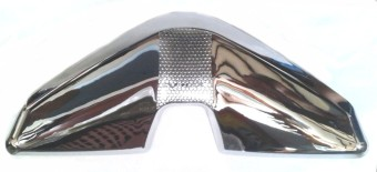 Nemo Tutup - Cover Panel Stang Nmax - Yamaha N-Max Chrome