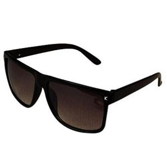 BARU Retro Rivet Fashion Pria Sunglasses Women Sunglasses Hitam