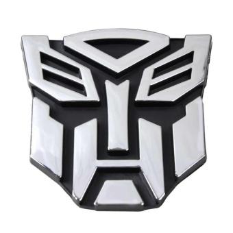 Baru Transformers Autobot 3D Logo Emblem Lencana Dekal Stiker Mobil
