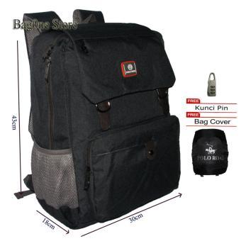 Polo Road 160439-4 Backpack Casual Urban Style - Abu