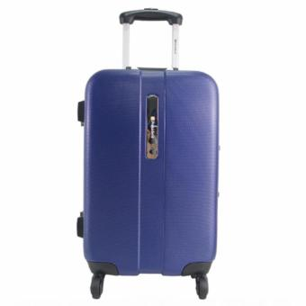 PRESIDENT KOPER TRAVEL HARDCASE 24 INCHI 5259A-24 ORIGINAL PRODUCT - MIDNIGHT BLUE ...