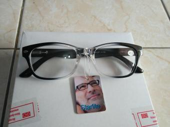 Promo kacamata plus 1.50 kacamata baca murah trendy gaya fashion korea ZM112 f2b6ee61dd